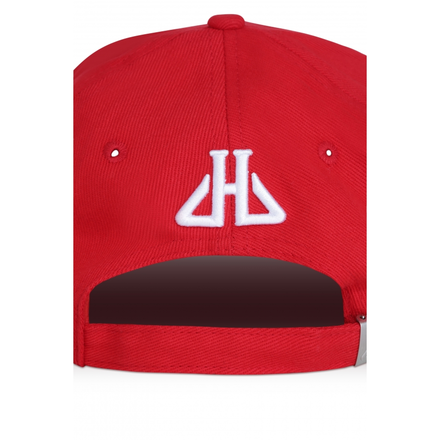 Casquette Remember Rouge