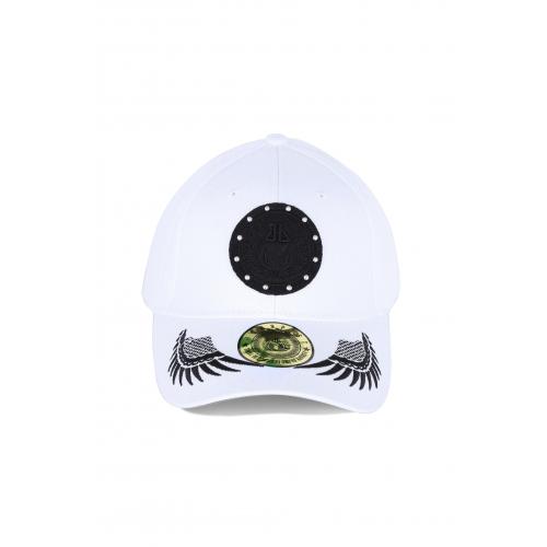 Casquette Darnel Blanc