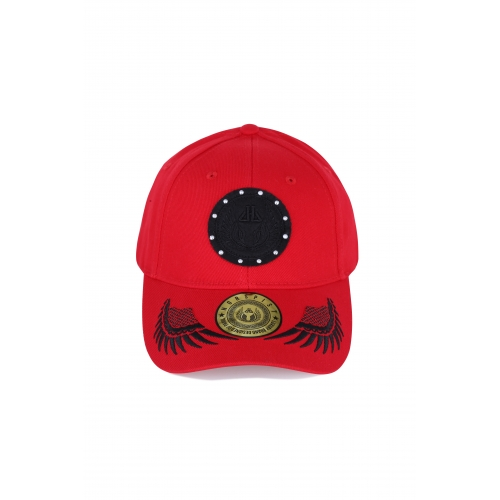 Cap Darnel Red