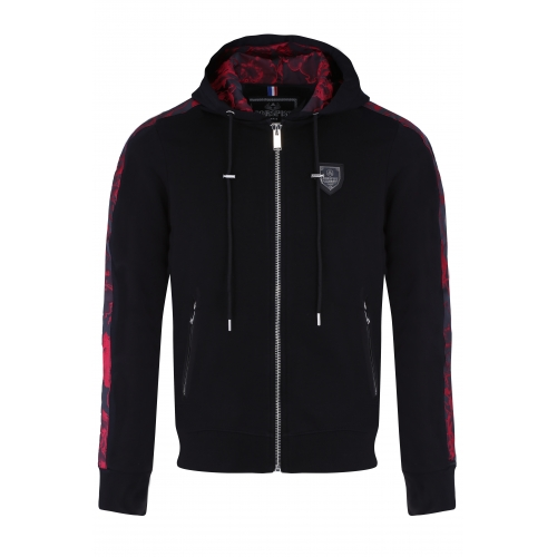Sweat Oxford Rouge