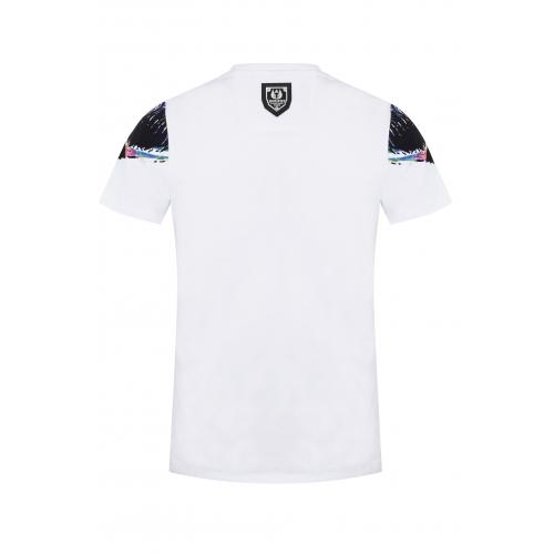 T-shirt Bryce Blanc