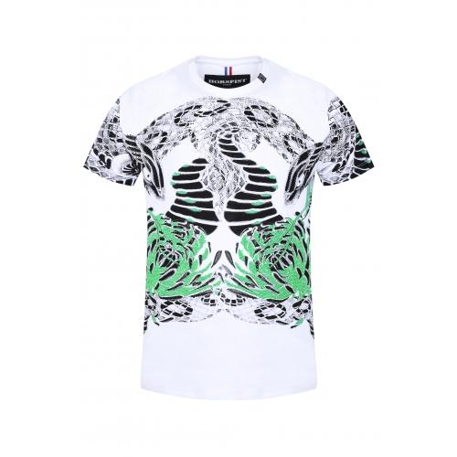 T-shirt Dress Blanc