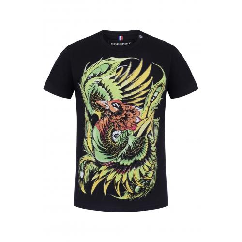 T-shirt Fenix Noir