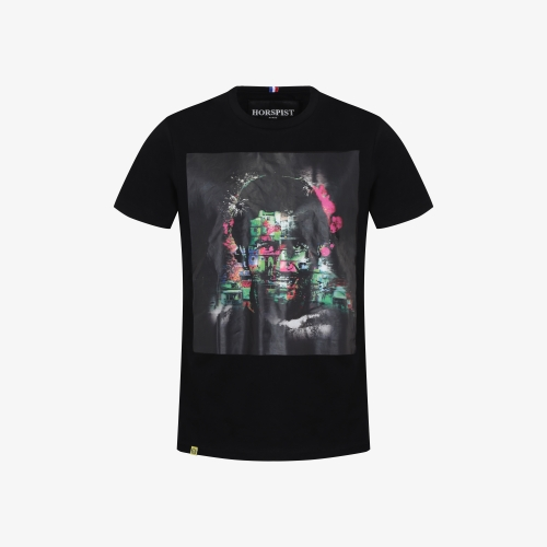 T-shirt Pablo Noir