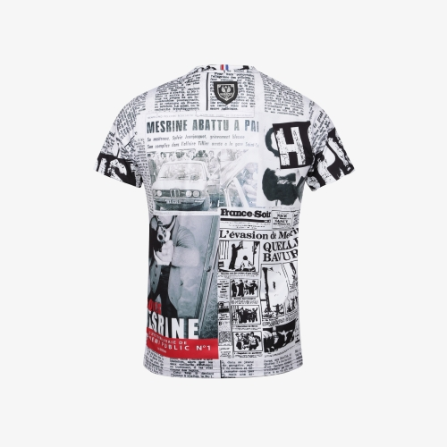 T-shirt Newton Mesrine