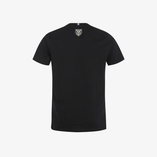 T-shirt Alien Noir
