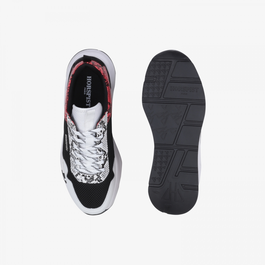 Sneakers Concorde Python Multicolor