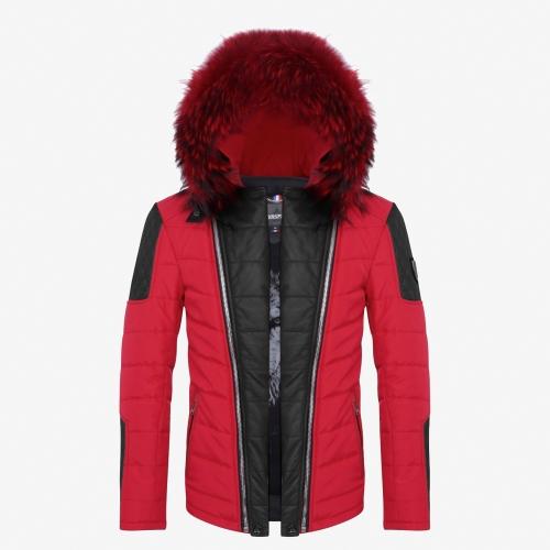Down Jacket Carlton Red