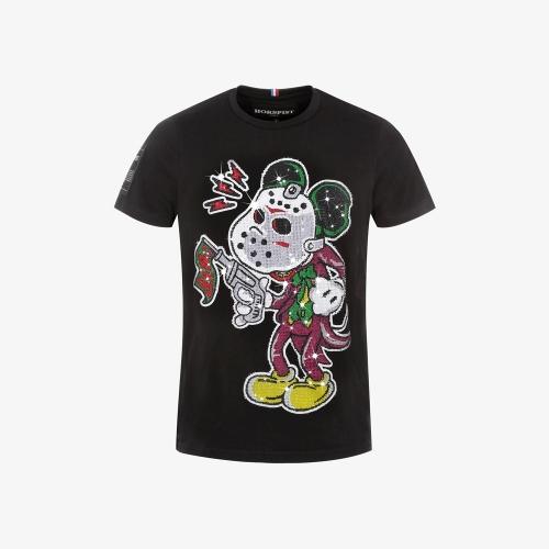 T-shirt Jocky Noir