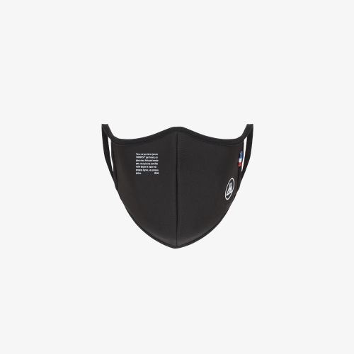 Masque de protection Noir H