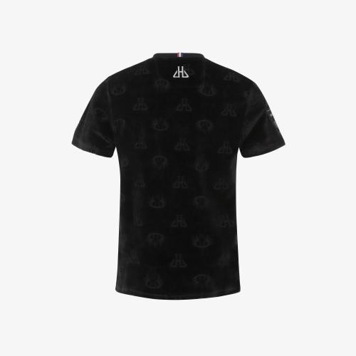 T-shirt Stephen Velor Black