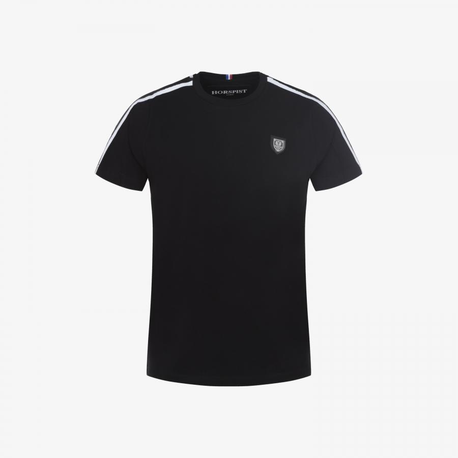 T-shirt Jan Noir