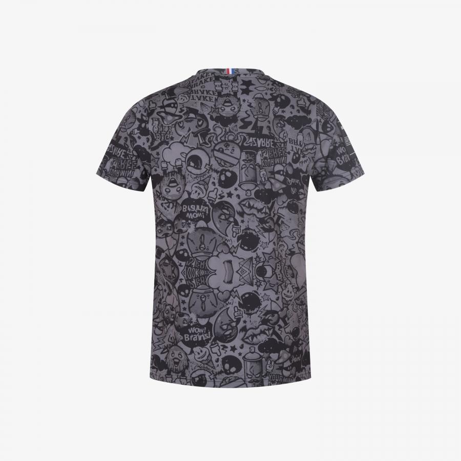 T-shirt Barth Black Toys
