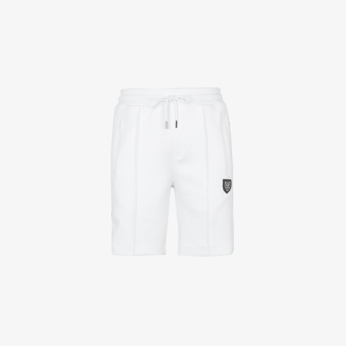 Short Natty Blanc
