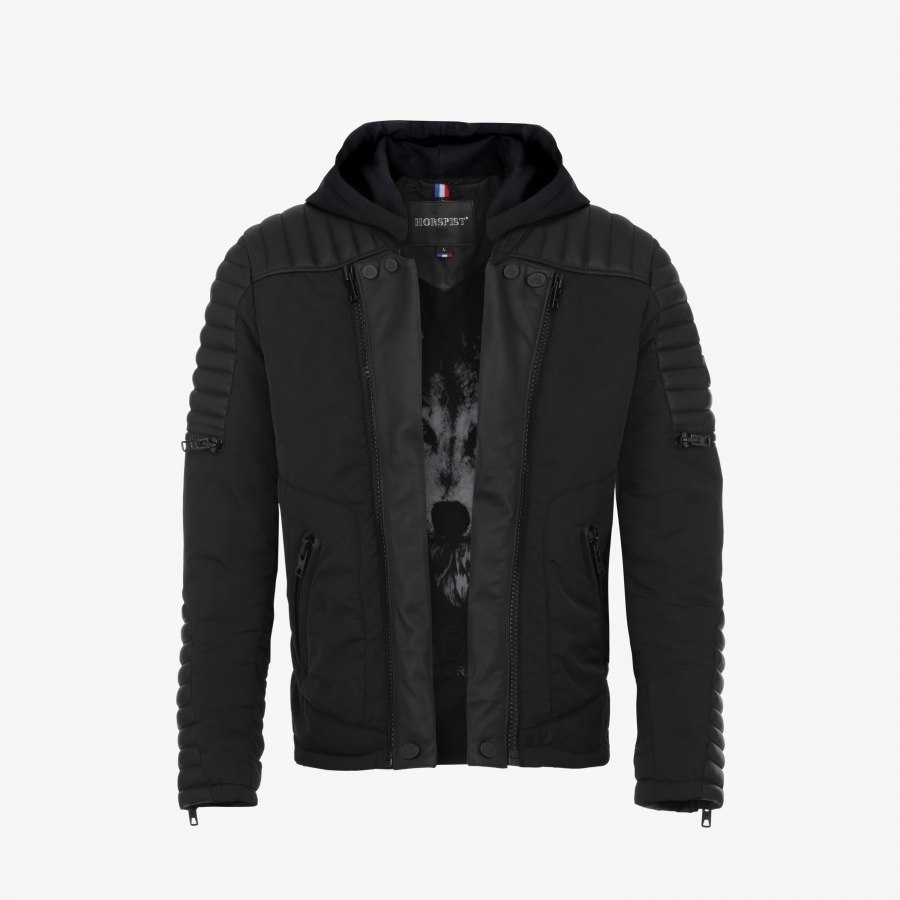 Blouson Manoir Black Edition