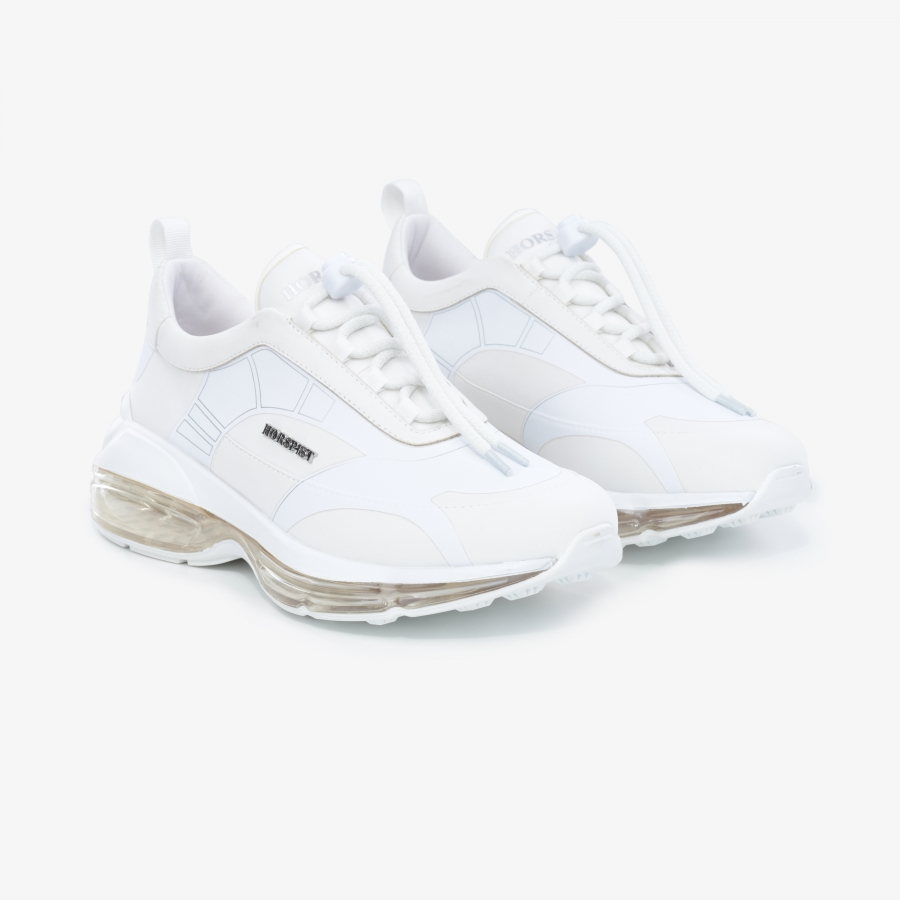 Sneakers Convention Blanc
