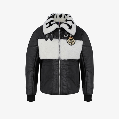 Jacket Acapulco Leather White