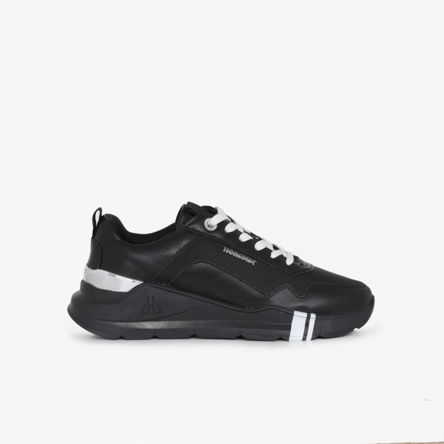 Sneakers Concorde Nylon Full Noir