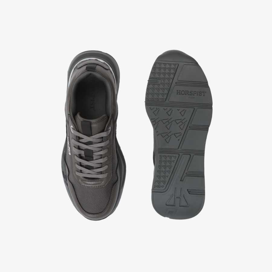 Sneakers Concorde Nylon Kaki
