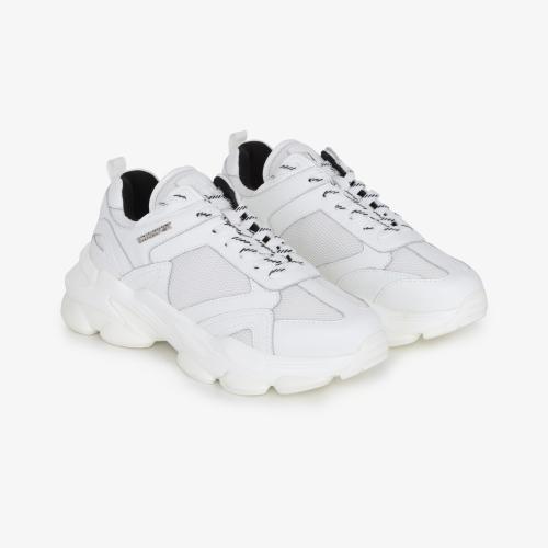 Sneakers Biagi Full Blanc