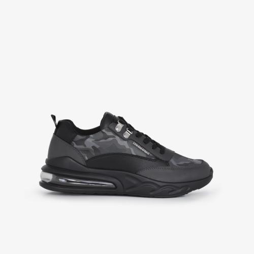 Sneakers Jumper Camouflage Grey
