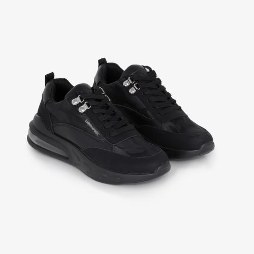 Sneakers Jumper Camouflage Black