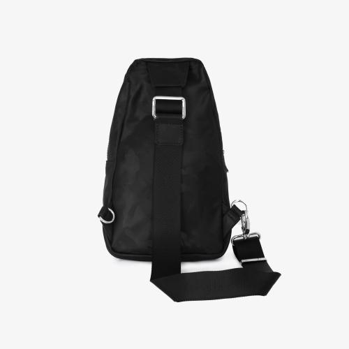 Sling bag Rhodes Camouflage Black