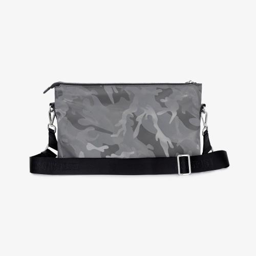 Crossbag Rio Camouflage Grey