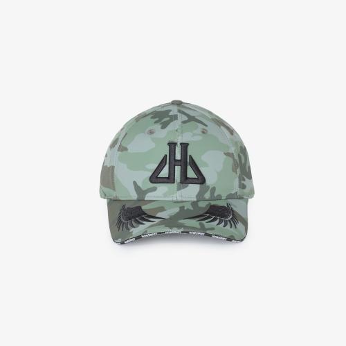 Cap Shima Camouflage Khaki